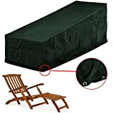 Case Cover Cover Lounger Garden Furniture Deck Chair 144 x 58 x 93 cm
