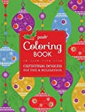 Posh Adult Coloring Book: Christmas Designs for Fun and Relaxation (Posh Coloring Book) by Andrews McMeel Publishing LLC