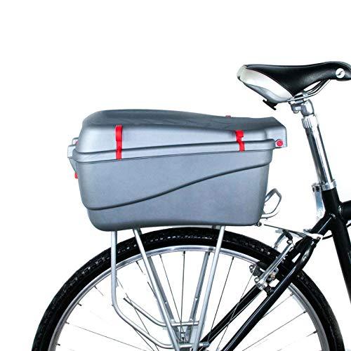 fahradkoffer EMK Gepäckbox für Fahrrad, groß