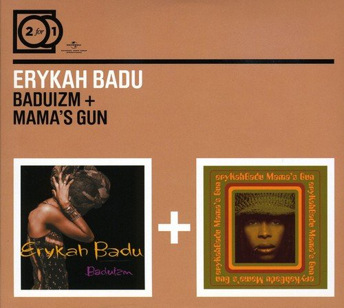 2 For 1: Baduizm / Mama's Gun (Digipack ohne Booklet) (Tv-show 24)