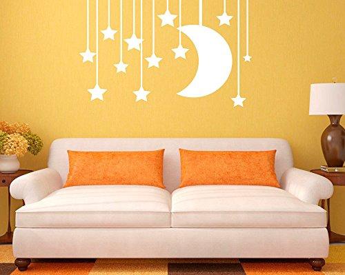crescent-moon-stars-adesivo-da-parete-in-vinile-motivo-cielo-notturno-cameretta-bambini-kids-room-wa