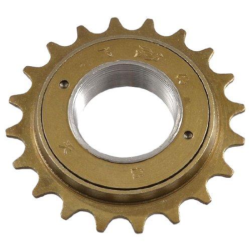 Preisvergleich Produktbild sourcingmap® Austausch von dem Rad und Fahrrad 20 Zähne Kettenzahnrad Freilauf Neu de