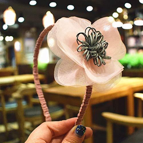 Flower Fairy Frauen Kostüm - JinPmt Bemerkenswerter Cute Star Crown Children Headband Haarschmuck Flower Baby Girl Fairy(None 3)
