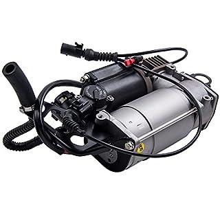 maXpeedingrods Air pump compressor für Q7 Kompressor Luftfederung 4L0698007B 7L8616006A
