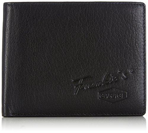 Frankie's Garage Nigel, Portafoglio Unisex - adulto, Nero (Schwarz (black 010)), 10x12x2 cm (B x H x T)