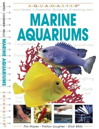 Marine Aquariums: Todays Essential Guide to Creating (Aquamaster) by Tim Hayes (2006-12-30)
