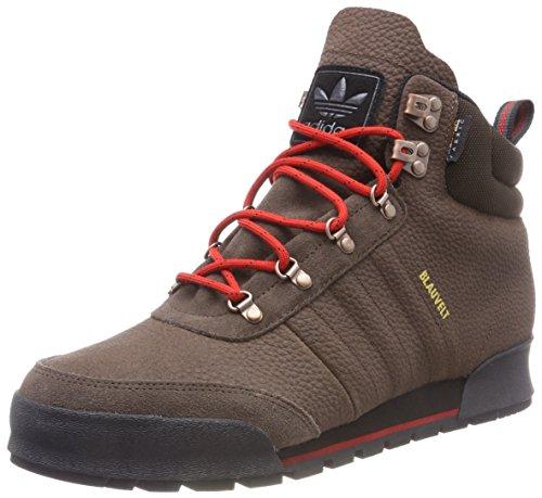 adidas Herren Buty Jake Boot 2.0 Schuhcreme & Pflegeprodukte, Braun (Braun-(Marron/Escarl/Negbas), 41 EU