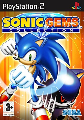 Sonic Gems Collection (Sony PS2) [Import UK] (Collection Gems Sonic)