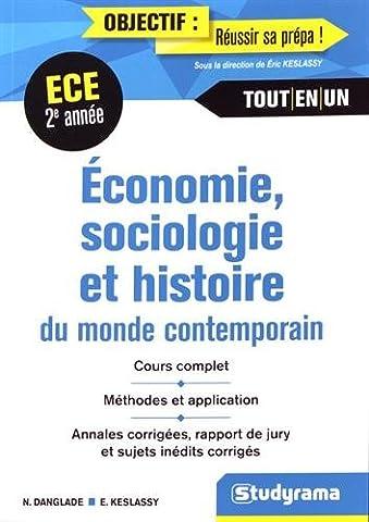 Économie Sociologie Histoire du Monde Contemporain 2e Annee Ece