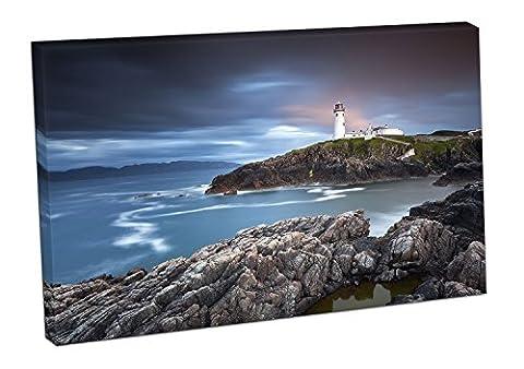 Küche & Badezimmer Banner Fanad Head Leuchtturm Co. Donegal Irland - 91 x 61 x Depth 4cm