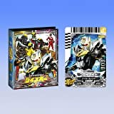 "Super Sentai Battle Dice-Oh Official Binder Vol.2 with one ""Gosei Knight"" Dice-Oh Card"