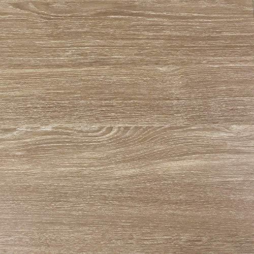 Klebefolie in brauner Holz-Optik [200 x 67,5cm] I Selbstklebende Folie für Möbel Küche & Deko I Blickdichte Selbstklebefolie hitzebeständig & abwaschbar I 3D Holz-Maserung Dekor