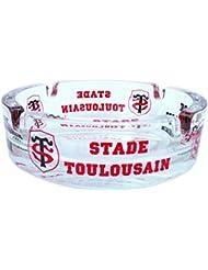Cendrier rond Toulouse - Collection officielle Stade Toulousain [Divers]