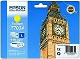 Epson T7034 Yellow Toner Cartridge