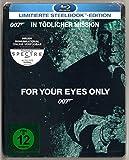 James Bond 007 - In tödlicher Mission - Exklusive Limitierte Steelbook Edition - Blu-ray