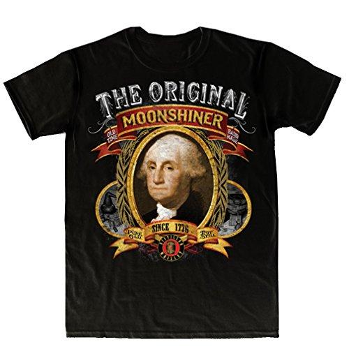 FPD - Original Moonshiner Funny Mens T-shirt XS-XXL