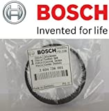 Bosch Original Toothed Belt (Bosch Pt No 2604736001) (To Fit the: Bosch PHO100, PHO15-82, PHO1, PHO16-82, PHO20-82, GHO14.4V & GHO20-82 Planers) c/w Cadbury Chocolate Bar