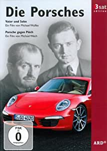 Die Porsches - 3sat Edition