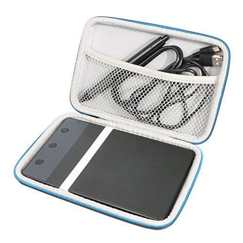 Markstore schlecht Hülle Tasche Etui Tragetasche Beutel Für Huion H420 OSU Grafiktablett USB-Schreibpad mit Batterie Digital-Stift 10 x 5,67 cm (ELEKTR-DE-8150089)