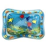 Delidraw Playmat Gonfiabile del Cuscino d'Acqua Gonfiabile Imbottito Gonfiabile del Bambino Riempito di Acqua per i Bambini