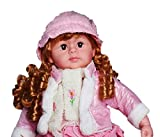 ToyJoy Beautiful doll 52cm battery opera...