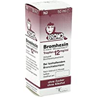 Bromhexin Krewel Meuselb.tropfen 12mg/ml 50 ml preisvergleich bei billige-tabletten.eu