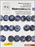Matematica.blu. Algebra. Geometria. Statistica. Con espansione online. Per le Scuole superiori. Con DVD-ROM: 1