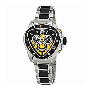 Tonino Lamborghini Spyder multi-color dial Men's chronograph watch 1116