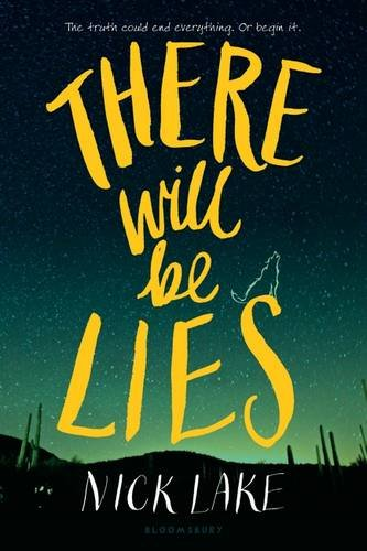 Book cover for There Will Be Lies