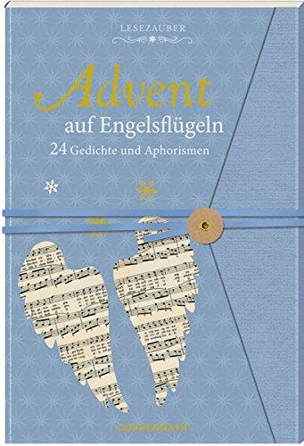 Briefbuch - Advent auf Engelsflügeln: 24 Gedichte und Aphorismen