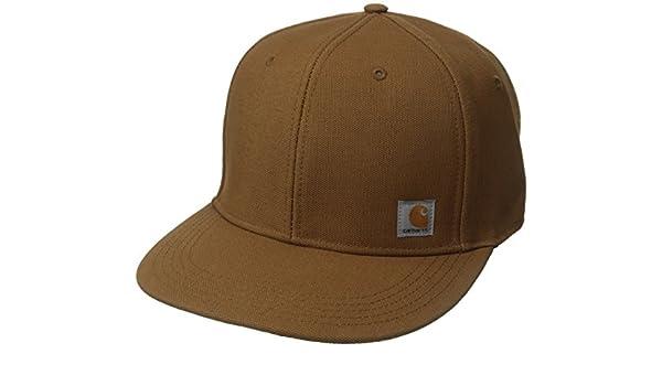 9ff436a6fe1a9 Carhartt Men s 100 Percent Cotton Duck Moisture Wicking Fast Dry Ashland Cap