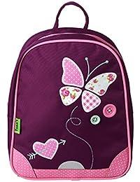 Tann's Petit sac à dos XS Collector Girl Butterfly 28cm