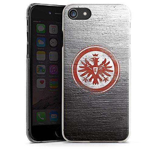 Apple iPhone 6 Hülle Silikon Case Schutz Cover Eintracht Frankfurt Fanartikel Vintage Hard Case transparent
