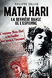 Telecharger Livres Mata Hari la derniere danse de l espionne (PDF,EPUB,MOBI) gratuits en Francaise