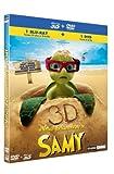 Le Voyage extraordinaire de Samy [Combo Blu-ray 3D + DVD]