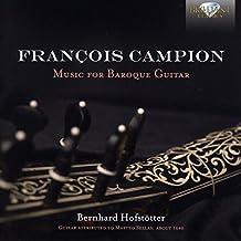 Music for Baroque Guitar