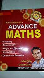 ADVANCE MATHS RAKESH YADAV IN HINDI