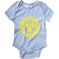 T-Shirtshock - Body neonato TZOM0027 zombie outbreak response team tshirt