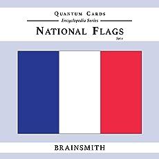 Brainsmith Quantum Cards National Flags Set