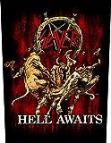 Slayer: Hell Awaits Backpatch (Zubehör)