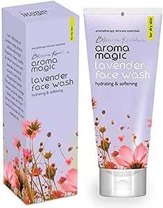 Aroma Magic Lavender Face Wash 100ml