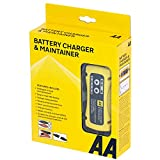 AA Battery Charger & Maintainer, For 6V & 12V Lead Acid and Gel