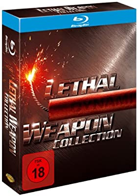 Lethal Weapon 1-4 - Collection [Blu-ray]