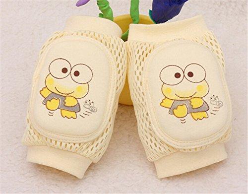 Preisvergleich Produktbild Viskey Cartoon Baby Knieschoner Kneepad Elastizität Mesh Baumwolle kriechen Sicherheit Displayschutzfolie