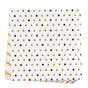 Neviti 678054Carnaval (20unidades), diseño de lunares multicolor