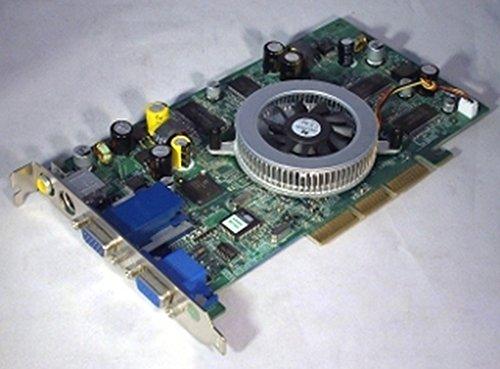 MEDION MS-8889 MS 8889 MS8889 GeForce4 Ti4200 GeForce 4 128MB Grafikkarte AGP