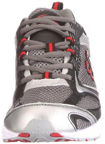 Bruetting Freedom 111083 Herren Sportschuhe - Running Grau/grau/schwarz/rot