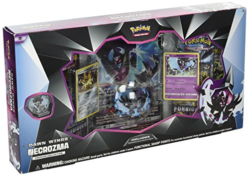 Pokemon TCG: Dusk Mane Necrozma Premium Collection (Trainer Premium)