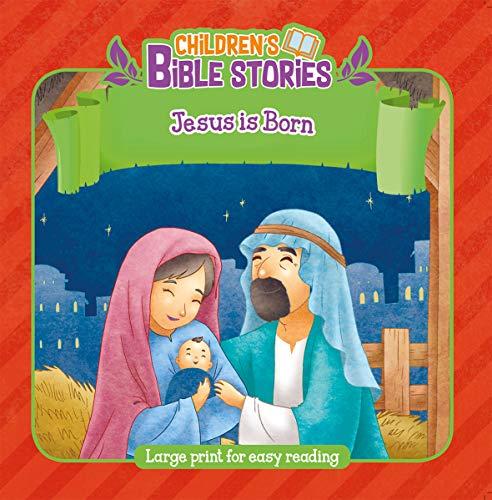 Jesus is Born (Children's Bible Stories) por John Ritchie Ltd