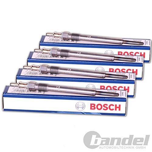 Preisvergleich Produktbild 4x BOSCH GLP008 GLÜHKERZE DURATERM 0250202142 MERCEDES W203 W210 W211 SPRINTER